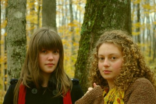 Anna and I- Forest picture