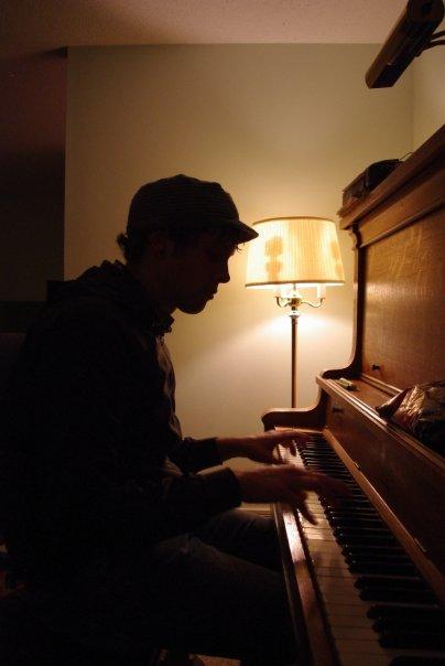 jamison playing piano