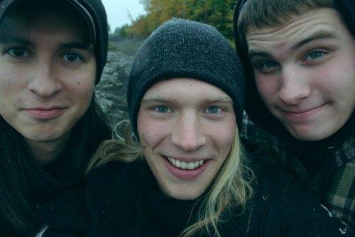 Josh, Gabriel, and Byron